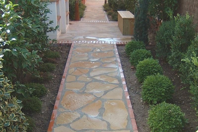 Construcción de jardines en madrid