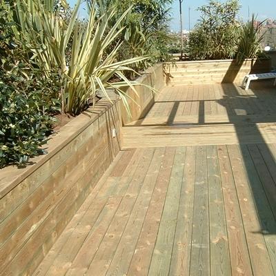 Proyectos para terrazas